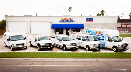 Advill Air Conditioning LLC Building