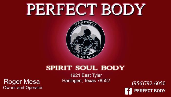 The Perfect Body Studio