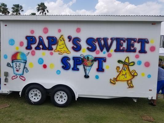 Papa's Sweet Spot