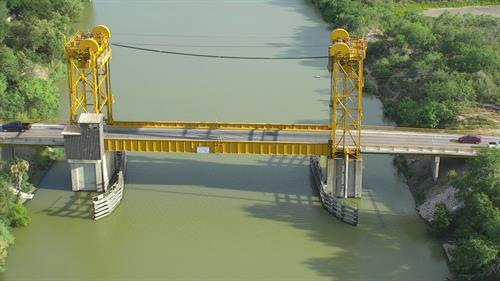 Rio Hondo (Draw Bridge)