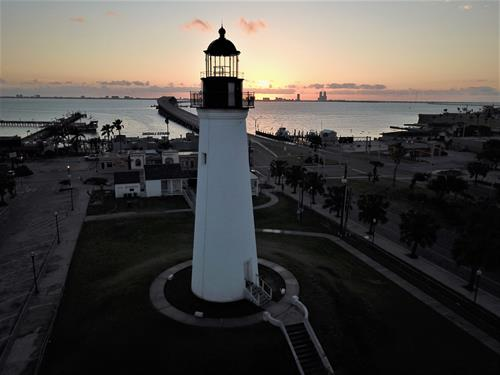 SPI Lighthouse (sunrise)
