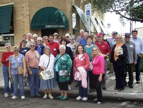 Walking Tour Group