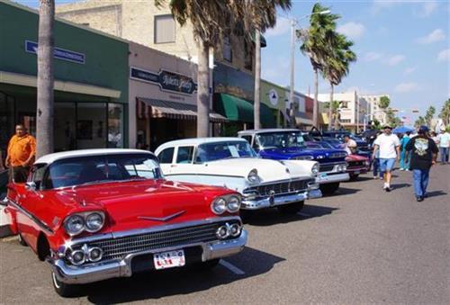 Jackson Street Classic Car Show