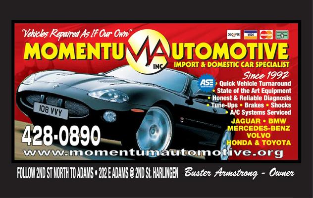 Momentum Automotive, Inc.