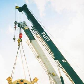 Plitt Crane & Rigging - high capacity equipment to fulfill your needs.