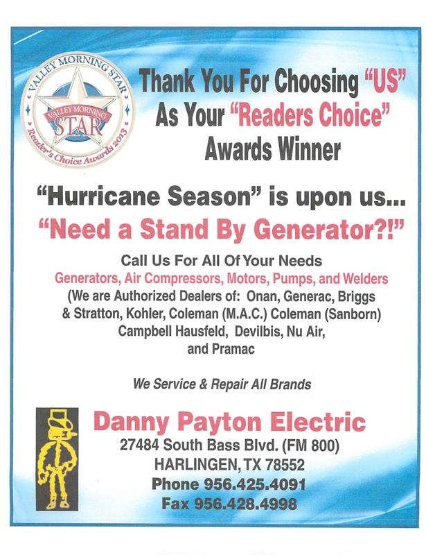 Danny Payton Electric, LLC