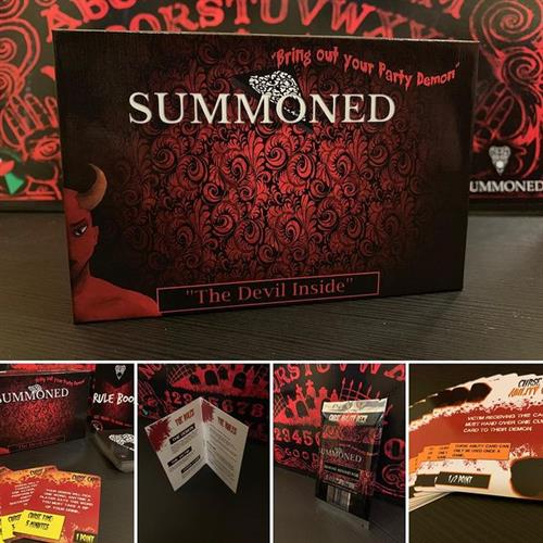 """SUMMONED """"The Devil Inside"""" by Attack from Marrs Games"""