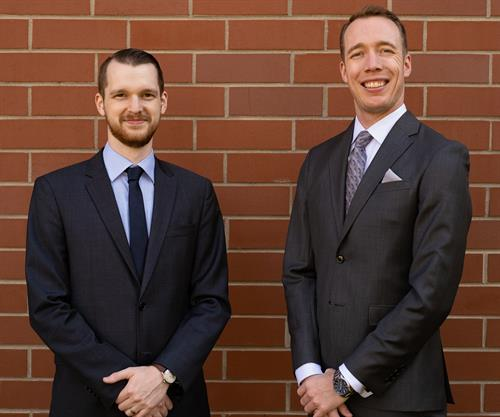Founding Members, Jared M. Reynolds and Matthew C. McElwee