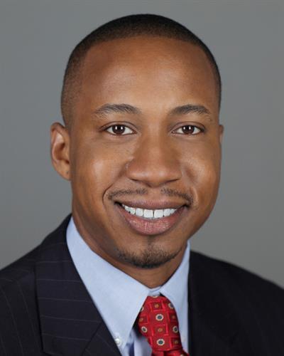 Brian D. Johnson Headshot