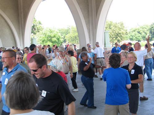 dancing @Humboldt Park