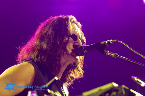 Live Music Photography - Geddy Lee