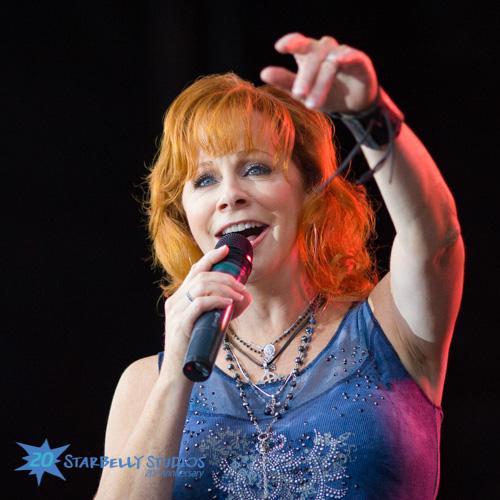 Live Music Photography - Reba McEntire