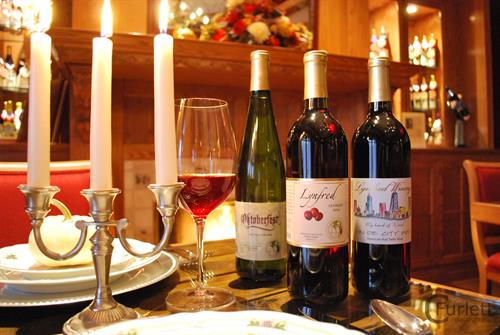 Plan an elegant gathering at the winery in Roselle.