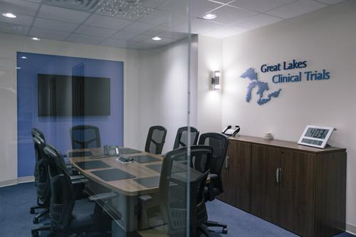 Andersonville Clinic Conference Room
