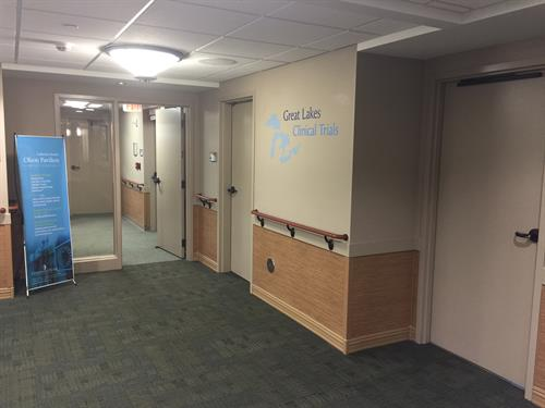 Arlington Heights Clinic Assessment Rooms