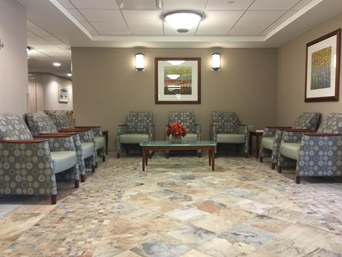 Arlington Heights Clinic Waiting Area