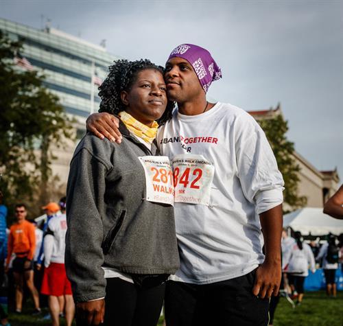 AIDS Run/Walk Chicago 2017