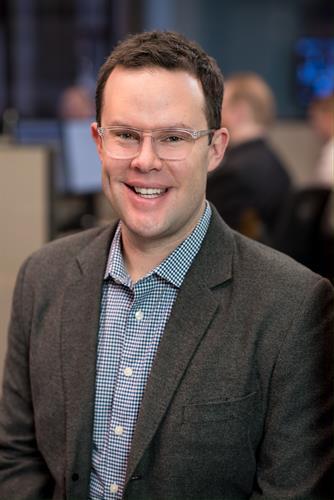 Brandon Patrick, Managing Director IT Services