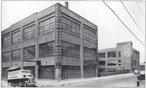 Pittsburgh Factory 1940s