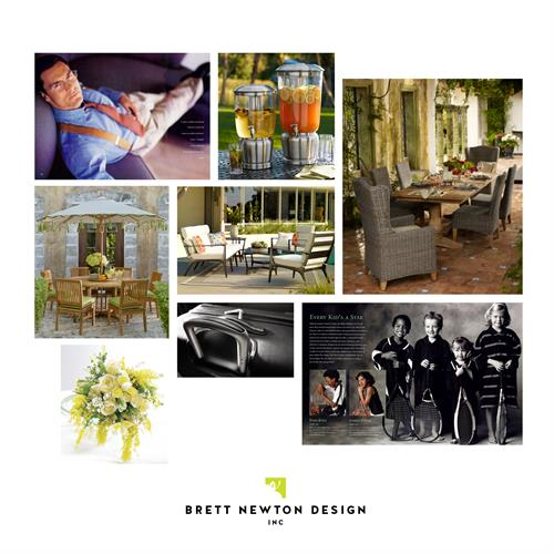 Selected gallery of photo art direction by Brett Newton Design, Inc.
