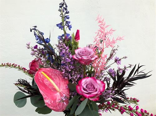 Hand Tie Bouquet