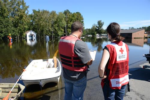 AMERICAN RED CROSS - GREATER ALBEMARLE AREA