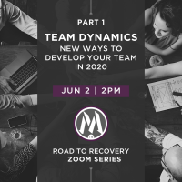 Team Dynamics: New Ways to Develop Your Team in 2020