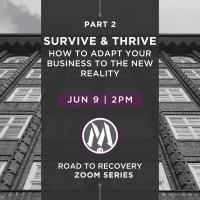 Survive & Thrive: How to Adapt Your Business to the New Reality