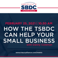 How the TSBDC Can Help Your Small Business