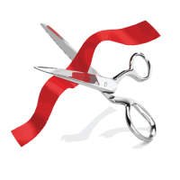 Ribbon Cutting for Columbia Antique Marketplace