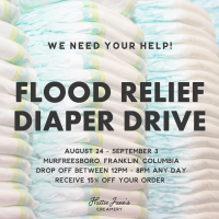Hattie Jane's hosting diaper drive to support Waverly flood victims
