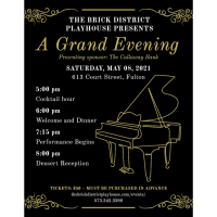 The Brick District Playhouse Presents A Grand Evening