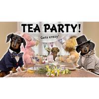 Tea Party at Loganberry Inn