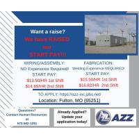 AZZ/Central Electric Mfg Company