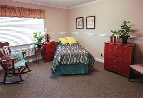 Assisted Living Studio Apartment