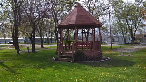 Gazebo/picnic area