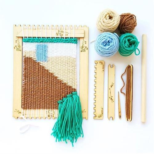 Black Sheep Goods Weaving Kit