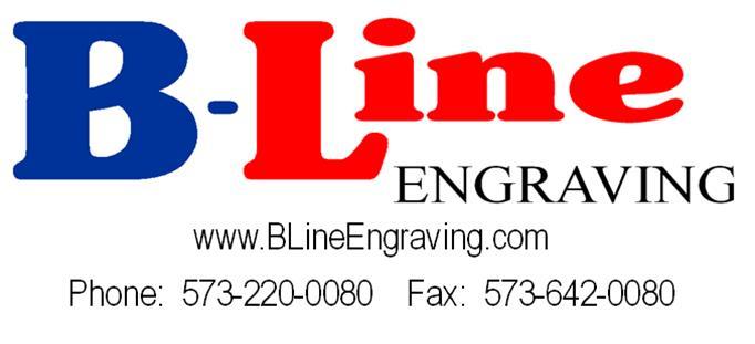 B-Line Engraving