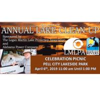 Annual Lake Cleanup Celebration