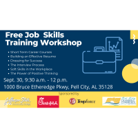 Job Skills Training Workshop