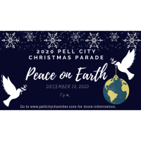 2020 Pell City Christmas Parade