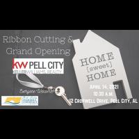 Ribbon Cutting: Keller Williams Pell City Realty