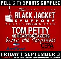 Live at Logan Martin The Black Jacket Symphony presents Tom Petty and the Heartbreakers 'Damn the Torpedoes'