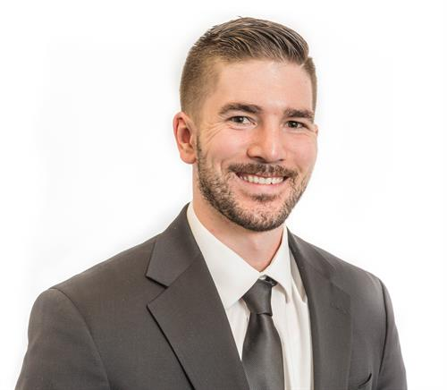 Patrick White - Mortgage Loan Officer
