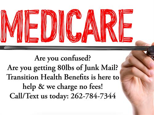 Getting Medicare Soon...we can help!