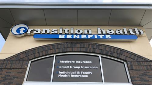 Transition Health Benefits Office