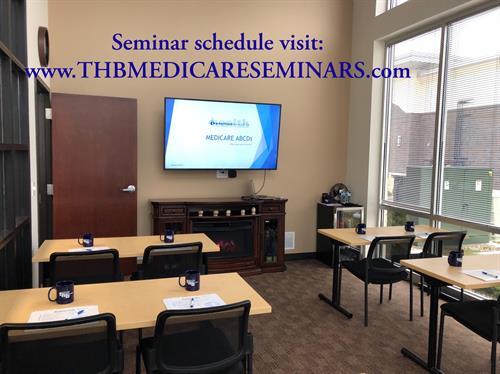 Educational Medicare Seminars