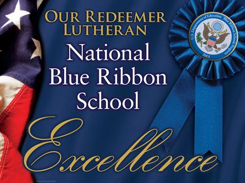 US Department of Education academic excellence award