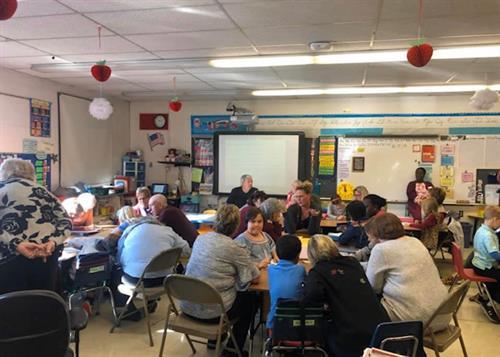 Student leadership training through the LEAD Program