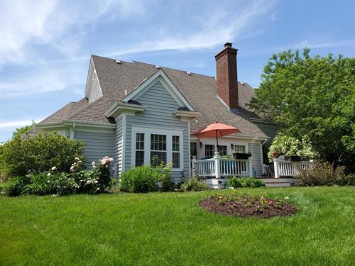 Brookfield, WI - Cedar Siding - Residential Repaint